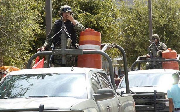 Piden regrese Ejército a Ciudad Torreón