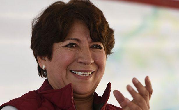 Corrupción, el mayor problema del Edomex: Delfina Gómez