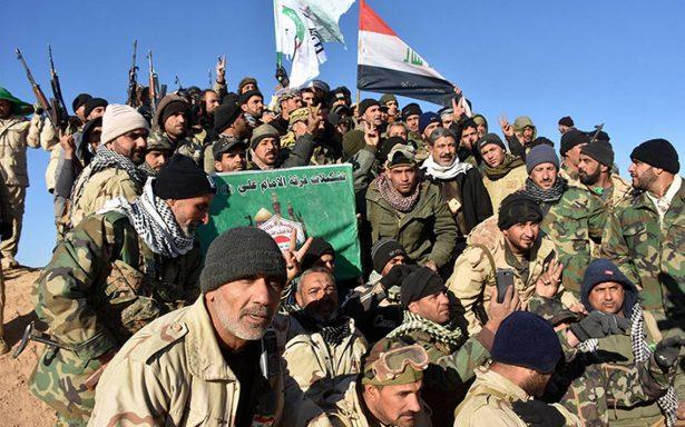Proclama Irak victoria sobre EI