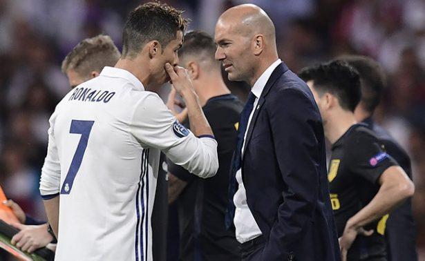 No veo a Real Madrid sin Cristiano Ronaldo: Zidane