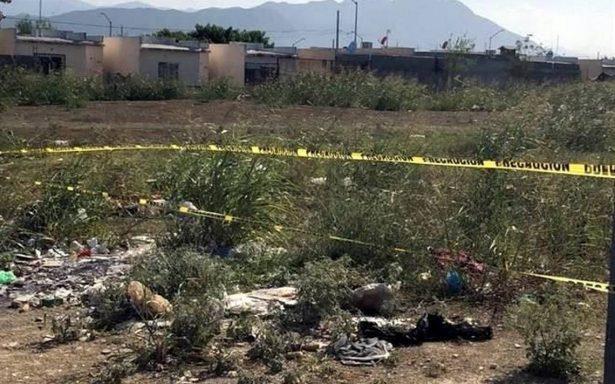 Hallan sin vida a niña de 8 años envuelta en una cobija en Nuevo León