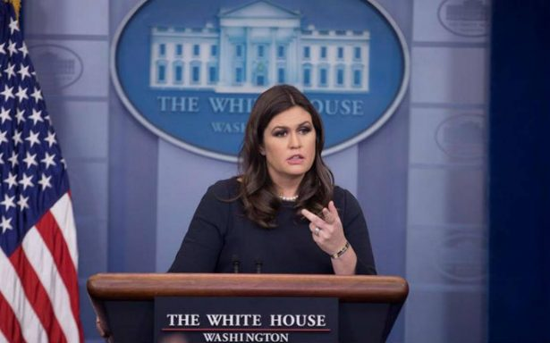 Casa Blanca acusa a prensa de cobertura 'obsesiva' en torno al Rusiagate