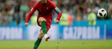 Cristiano Ronaldo, líder de los goleadores del Mundial Rusia 2018