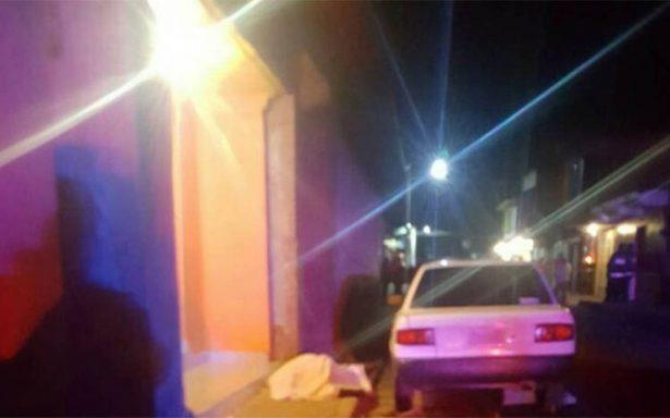 Conflicto familiar en Chalco deja cuatro muertos tras balacera