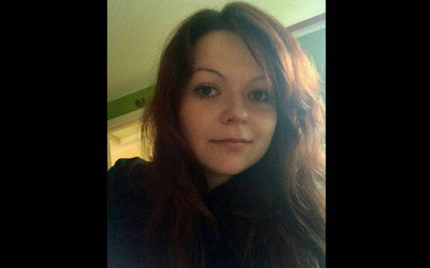 Sale del hospital hija del exespía ruso Skripal atacado en Inglaterra