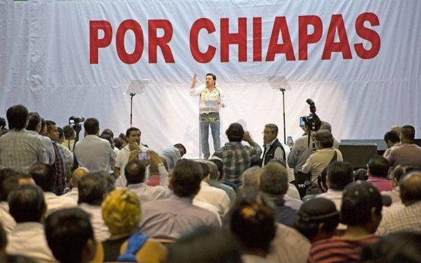 Proponen candidato por consulta en Chiapas