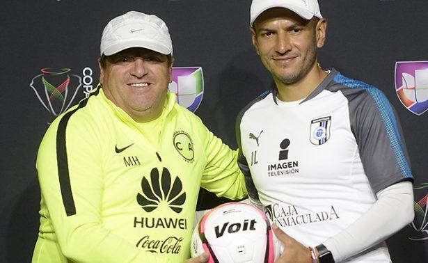 América se enfrenta a Querétaro por la Super Copa MX