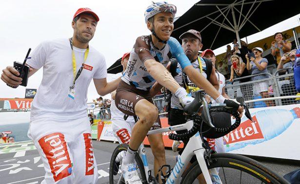 Aru arrebata el liderato en el Tour de Francia