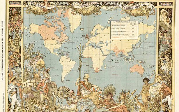 Mapas para los amantes de los libros