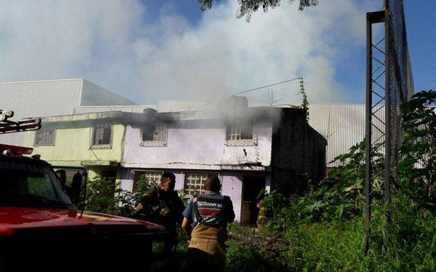 Provocan otro incendio en La Gran Familia