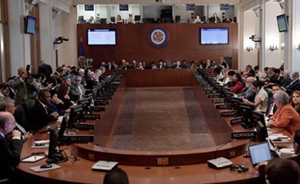 Blindan Cancún para recibir a la OEA