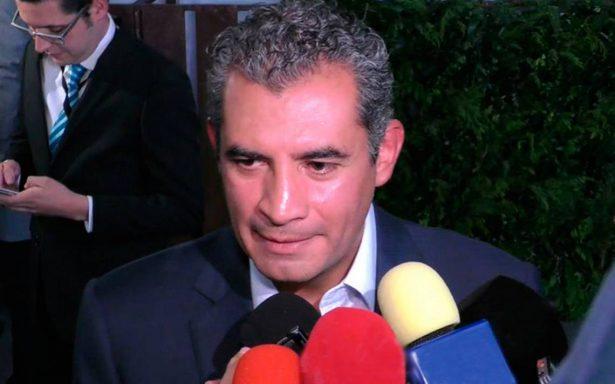 Que Anaya paralizara al Congreso no es un triunfo, es un chantaje: Ochoa
