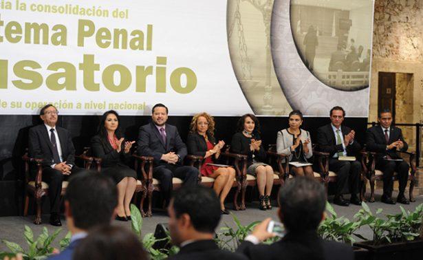 Fragmenta a poderes ajustes al Sistema de Justicia Penal Acusatorio