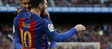 Barcelona gana 6-0 al Alavés