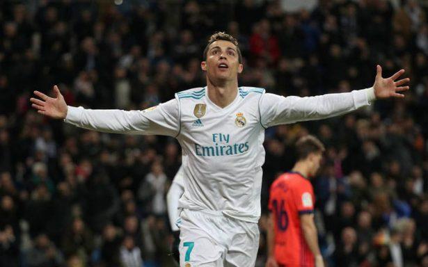 Cristiano Ronaldo firma su primer triplete de la temporada