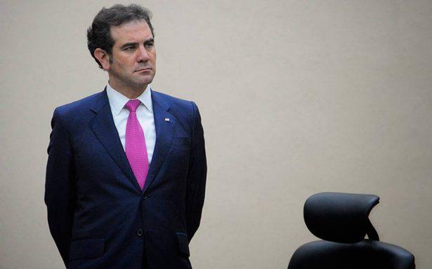 Acusaciones de El Bronco contra INE tienen que probarse: Lorenzo Córdova