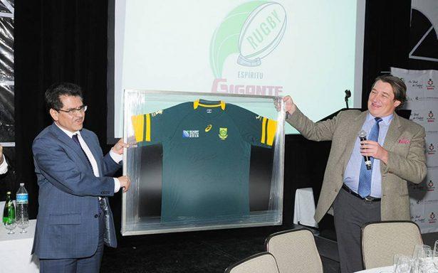 La asociación Rugby Espíritu Gigante organizan cena con causa