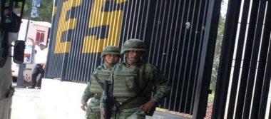 Autoridades de la FES Acatlán responden ante presencia del ejército afuera de la escuela