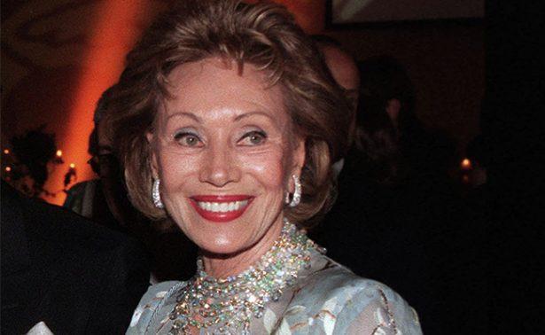 Muere Ernestina Herrera de Noble, dueña del Grupo Clarín