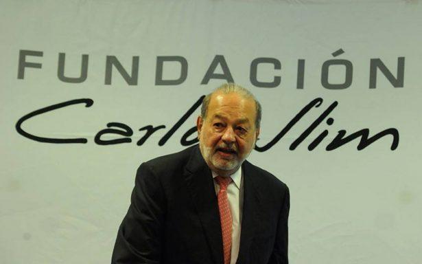 Fundación Slim recauda 2 mil 373 mdp para reconstrucción tras sismo