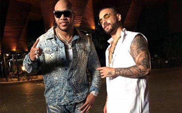 """Flo Rida y Maluma juntos: así suena su nueva colaboración """"Hola"""""""