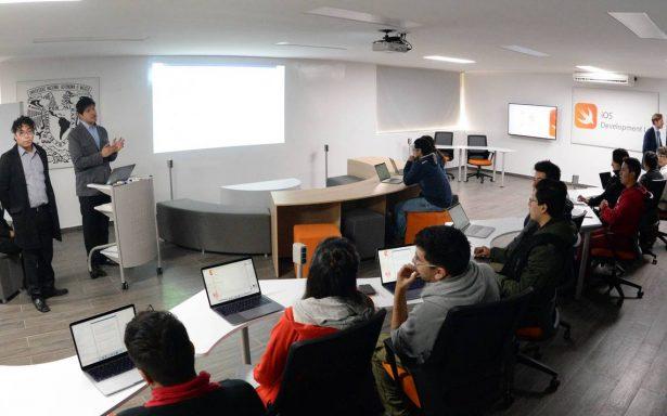 UNAM estrena laboratorio de alta tecnología donado por Apple