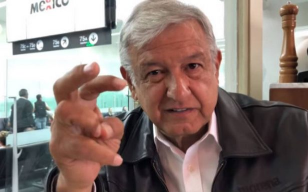 """AMLO convoca a una contracampaña en redes contra """"la mafia del poder"""""""