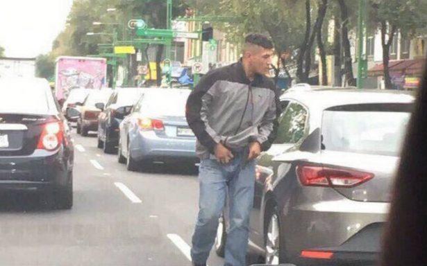 Captan asalto a automovilista en Eje Central; PGJ-CDMX ya investiga