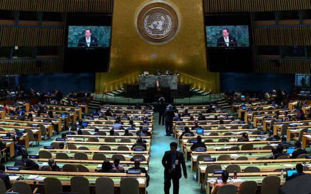 Arderá la ONU en su asamblea general
