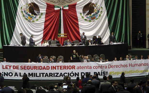 Ley de Seguridad Interior genera opiniones divididas