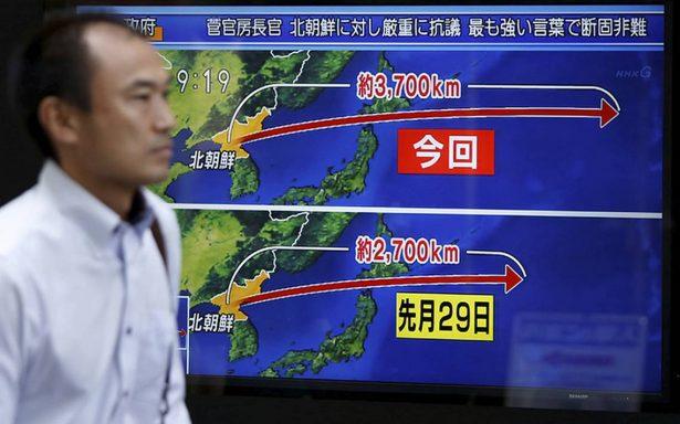ONU convoca reunión de emergencia tras lanzamiento de misil norcoreano