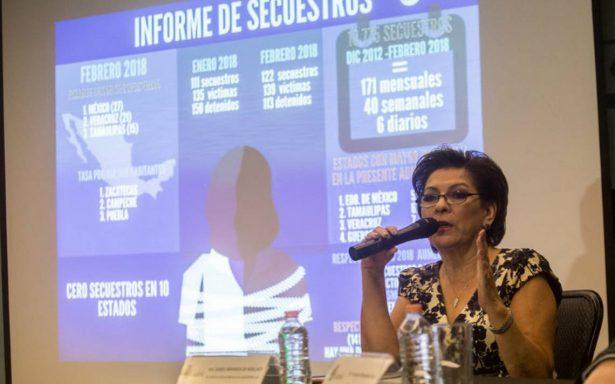 Miranda de Wallace exige a candidatos reforzar lucha contra el secuestro