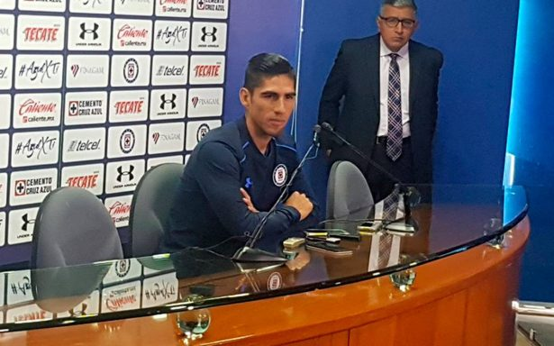 Queremos que este Cruz Azul sea espectacular: Madueña
