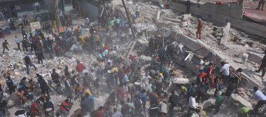 Recorrido en dron: Así quedó la Ciudad de México hace un año tras sismo
