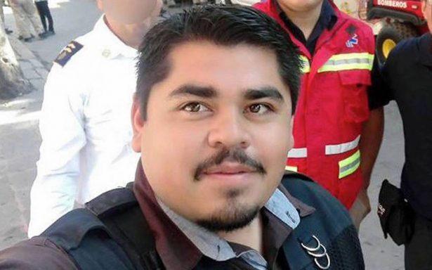 Asesinan al fotoperiodista Edgar Daniel Esqueda