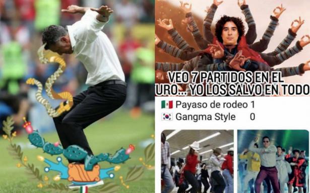 ¡Eso México! Estos son los memes de la victoria ante Corea del Sur