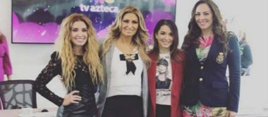 Laura G regresa a la televisión… a Tv Azteca