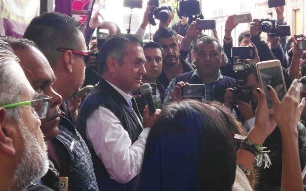 El Bronco pide voto de castigo en contra de los partidos políticos