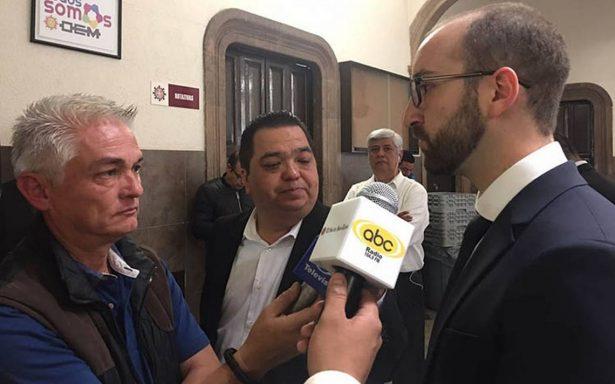 Inaceptable, la violencia contra periodistas: Francisco Torres Vázquez