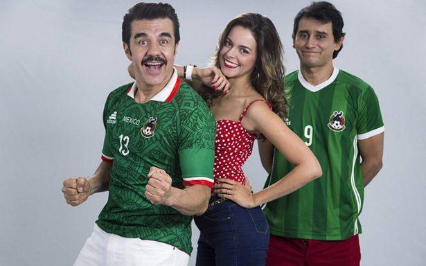 Tuya, mía… te la apuesto; la nueva cinta de Adrián Uribe