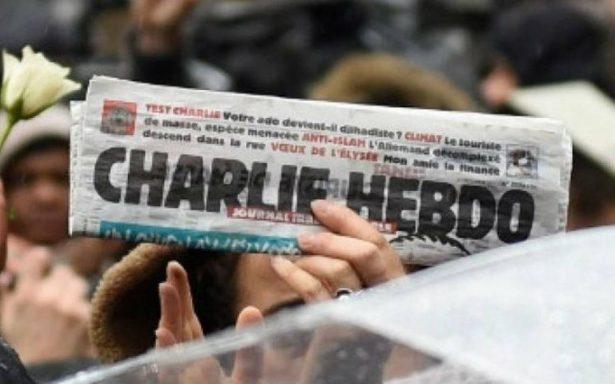 Semanario francés Charlie Hebdo denuncia amenazas de muerte