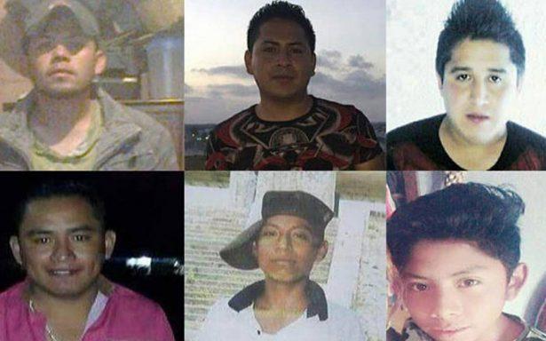 Autos incinerados en Oaxaca pertenecen a tlaxcaltecas desaparecidos: confirma Fiscalía