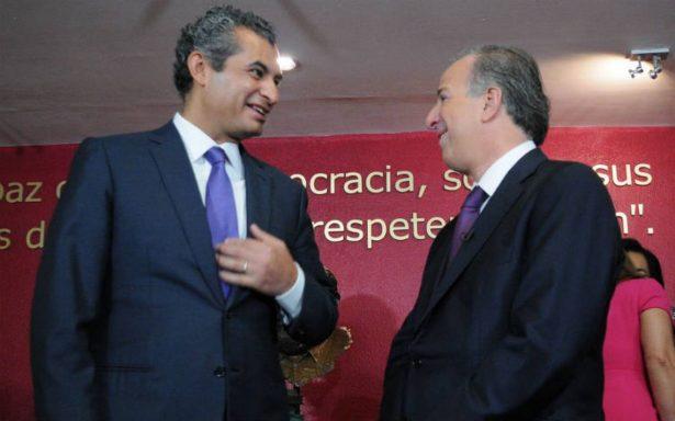 Ochoa Reza acusa a AMLO de tener una trayectoria política violenta