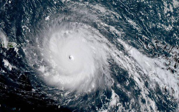 Más potente que Harvey, huracán Irma amenaza de Puerto Rico a Florida