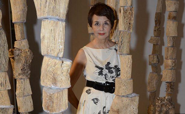 Arte y ecología en obra de Leticia Vieyra