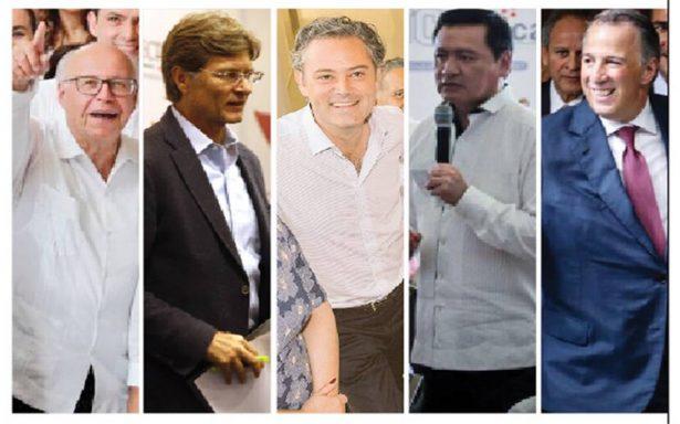 Rumbo a 2018, los presidenciables harán pasarela en la FIL de Guadalajara