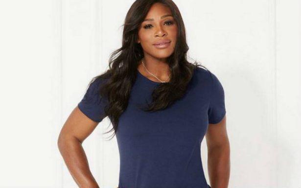 Serena Williams presume a su pequeña bebé al mundo