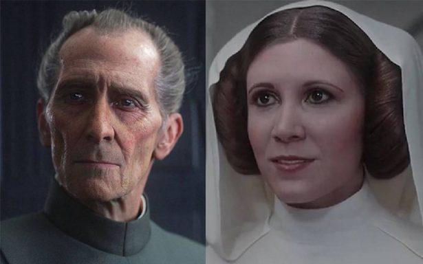 Guardan 'clones' de protagonistas de Star Wars en caso de que mueran