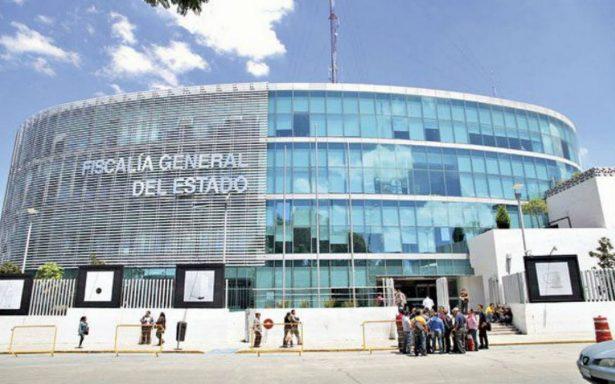 Cae funcionario de la Fiscalía que robo 4.8 millones de pesos