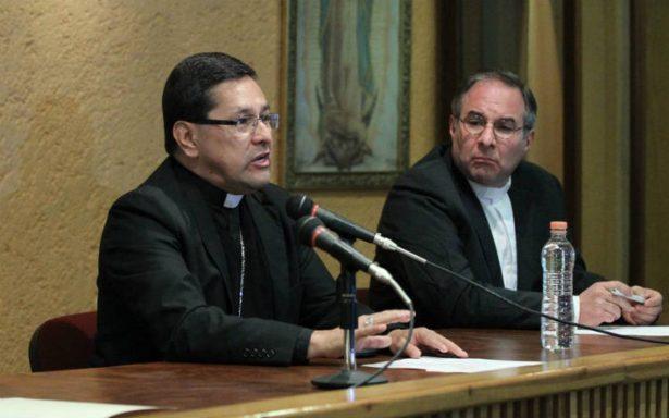Episcopado analizará actuación ante sismos